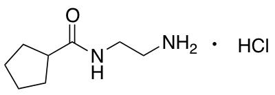 N-(2-Aminoethyl)cyclopentanecarboxamide Hydrochloride