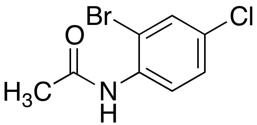 N-Acetyl 2-Bromo-4-chloroaniline