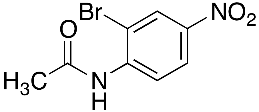 N-Acetyl 2-bromo-4-nitroaniline