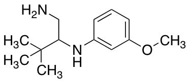 N-(1-amino-3,3-dimethylbutan-2-yl)-3-methoxyaniline