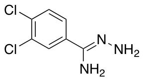 N-amino-3,4-dichlorobenzene-1-carboximidamide