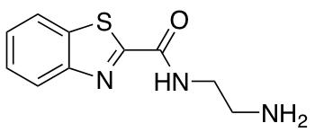 N-(2-Aminoethyl)benzo[d]thiazole-2-carboxamide