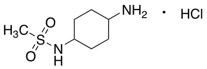 N-(trans-4-Aminocyclohexyl)methanesulfonamide Hydrochloride