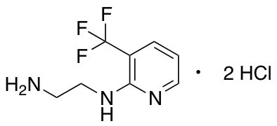 N-(2-Aminoethyl)-3-(trifluoromethyl)pyridin-2-amine Dihydrochloride
