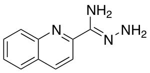 N-Aminoquinoline-2-carboximidamide