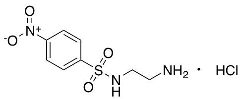 N-(2-Aminoethyl)-4-nitrobenzene-1-sulfonamide Hydrochloride