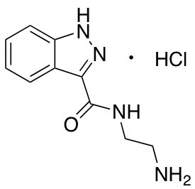 N-(2-Aminoethyl)-2H-indazole-3-carboxamide Hydrochloride