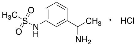 N-[3-(1-Aminoethyl)phenyl]methanesulfonamide Hydrochloride