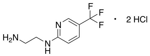 N-(2-Aminoethyl)-5-(trifluoromethyl)pyridin-2-amine Dihydrochloride