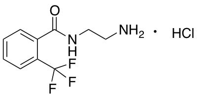 N-(2-Aminoethyl)-2-(trifluoromethyl)benzamide Hydrochloride