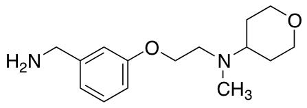N-{2-[3-(Aminomethyl)phenoxy]ethyl}-N-methyloxan-4-amine