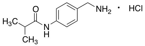 N-[4-(Aminomethyl)phenyl]-2-methylpropanamide Hydrochloride
