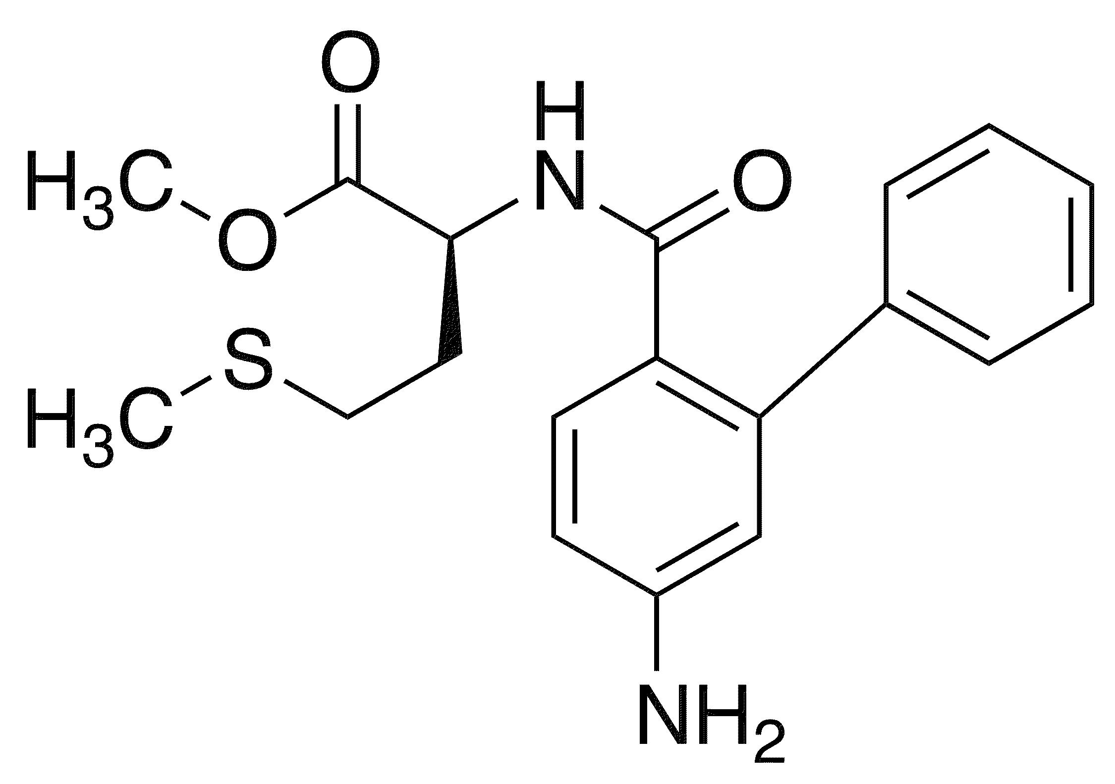 N-(4-Amino-2-phenylbenzoyl)methionine methyl ester