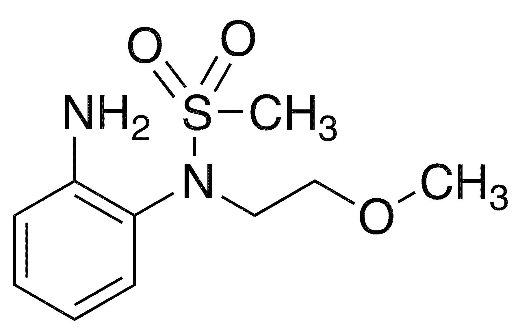N-(2-Aminophenyl)-N-(2-methoxyethyl)methanesulfonamide