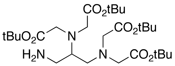 rac (Aminomethyl)ethylenediaminetetraacetic Acid tetra-(t-Butyl Ester)