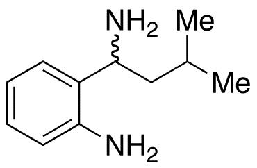 rac-2-[(1-Amino-3-methyl)butyl]aniline
