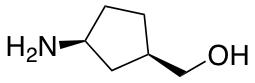 (1R-cis)-3-Aminocyclopentanemethanol