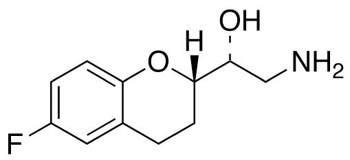 (2S,αR)-α-(Aminomethyl)-6-fluoro-3,4-dihydro-2H-1-benzopyran-2-methanol