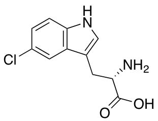 (S)-2-Amino-3-(5-chloro-1H-indol-3-yl)propanoic Acid