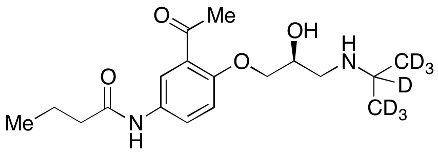 S-Acebutolol-d7